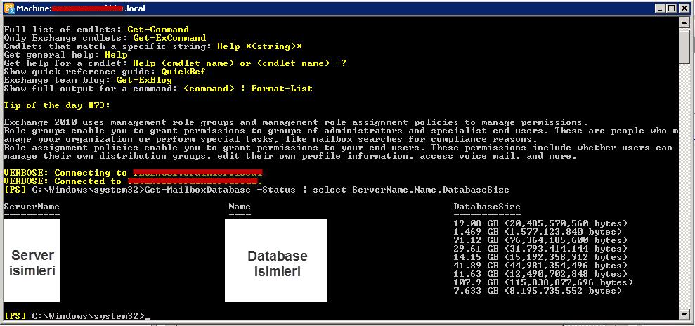 Exchange-2010-Mailbox-Database-Size