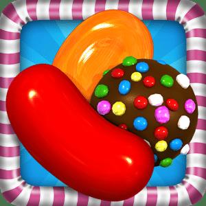 Bir Oyun macerası: Candy Crush Saga