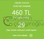 Azure Kredi Durum