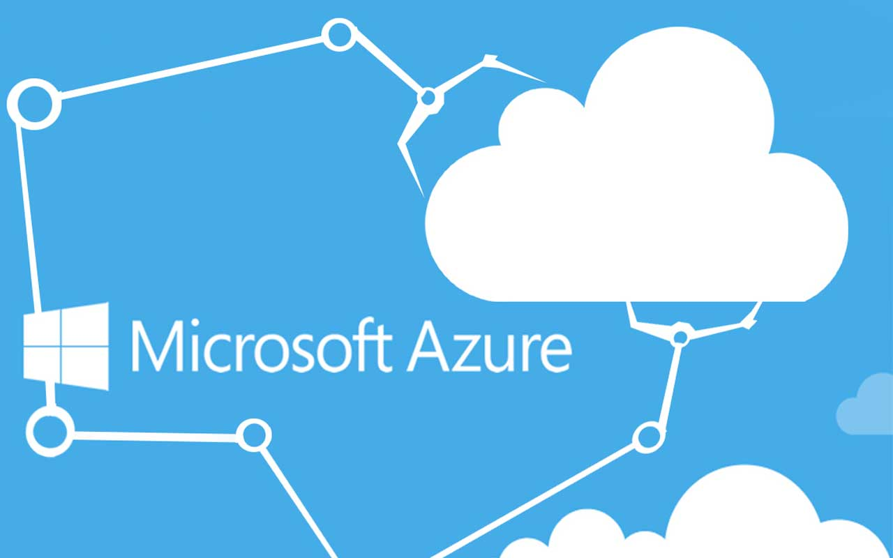 Microsoft Azure Symbol/Icon Set